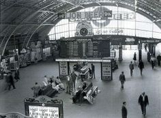 Cape Town station in the old days - check out more pics of Bygone Cape Town here --> http://www.news24.com/Travel/South-Africa/Cape-Town-then-and-now-has-that-much-changed-20140221  Also be sure to check out our top read travel stories for the week http://www.news24.com/Travel/South-Africa/Top-read-travel-stories-for-the-week-20140221