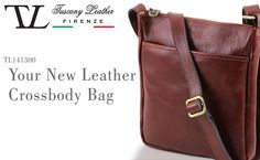 Jason! Your leather crossbody #bag!