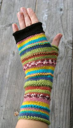 Yellow Long Fingerless Gloves-  Knit Fingerless Gloves- Colorful Arm Warmers - Womens Accesories - Christmas Gift nO 47.