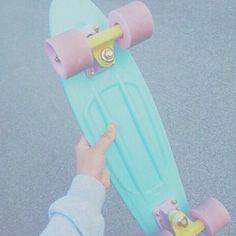 Pastel penny board xx