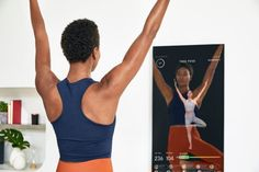 With innovations like a mirror that helps you work out and a fridge that suggests what to eat, smart home electronics have taken a stress-busting turn. Wellness Fitness, Health And Wellness, Aerobics Classes, Wellness Industry, Cheer Party, Shape Magazine, Gym Membership, Daily Motivation, Fitspiration