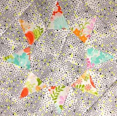 Stash Busters Quilt Along Block 9 | Flickr - Photo Sharing!