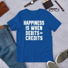 Accountant Gift Accounting Gift Gift For CPA Funny CPA Shirt Cute Cpa Gift Accountant Shirt Bookkeeping Shirt CPA Gift