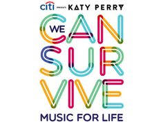 #KatyPerry announces #WeCanSurvive Hollywood Bowl benefit show, with #TeganandSara, #EllieGoulding, #SaraBareilles, and #KaceyMusgraves