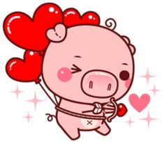 """Pigma : I am called """"Pigma"""" , a cute cuddly pig. This Little Piggy, Little Pigs, Kawaii Pig, Pig Images, Mini Pig, Poses References, Cute Emoji, Cute Kawaii Drawings, Baby Pigs"""