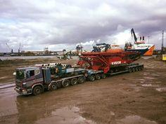 All European Countries, Eastern Countries, Semi Trucks, Big Trucks, Low Deck, Heavy Duty Trucks, Mode Of Transport, Heavy Equipment, Transportation