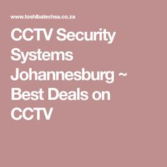 The best deal to upgrade your security at home or business. 🥇We have the best priced thermal and heat seeking cctv cameras for sale in South Africa.