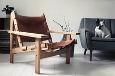 chair by Erling Jessen ‹ Bungalow5