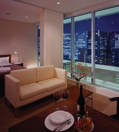 Bureau Shinagawa Is Our Most Luxurious Hotel Like Serviced Apartment Building