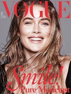 ☆ Doutzen Kroes | Photography by Daniel Jackson | For Vogue Magazine Germany…