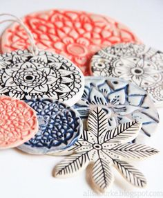 By Craft Trends Contributor, Gillian from the blog Dried Figs and Wooden Spools. Check out our Craft Trends board on Pinterest! Salt dough is, perhaps, one of the most basic and most usable craft elements. Easy to whip up, you can make it into a whole array of items. Play food, unmeltable snowmen, ornaments, gift tags, you name it, you can make it with a basic salt dough. As a former kindergarten teacher and a mother, I can tell you that I've made hundreds of batches of the stuff, and it…