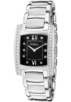 Price:$2606.25 #watches Ebel 9256M38/5810500, A modern design and a classy style fuse into one to form the Ebel. This timepiece will accentuate your style and add distinction to your wardrobe.