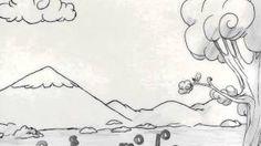 Agencia: Mayo Post Producción: Fusión Atómica One Concept: Dibujo animado, tintas