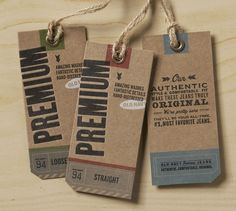 old navy denim packaging - tara abrahamovich