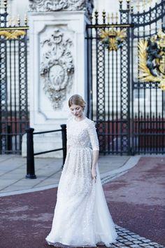 chana marelus wedding gown