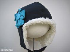 Mützen - Wintermütze - ein Designerstück von Kukolinchen bei DaWanda