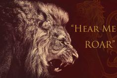lion, House Lannister, Sigils, Game Of Thrones Wallpaper