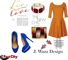 """""""The new chic"""" by jazzy-wazzy ❤ liked on Polyvore"""