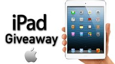 Apple iPad Mini Tablet #Giveaway via #AuhYes - Hurry & Enter