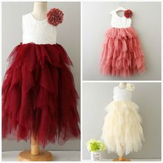 Buy CHRISTMAS Holiday Dress for Baby Girls on Pre Order - Kids Outfits