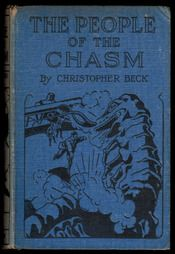 THE PEOPLE OF THE CHASM. With Eight Full-Page Illustrations by Thomas Somerfield.