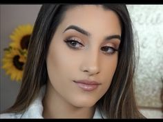 ♡ Todays Video Im Using the Sweet Peach Palette From Too Faced to Create a pinky rose gold look. Its Very simple to achieve and a perfect eye. Peach Palette Looks, Peach Pallete, Easy Rose, Simple Rose, Beauty Makeup, Eye Makeup, Hair Makeup, Toofaced Peach Palette, Too Faced Peach