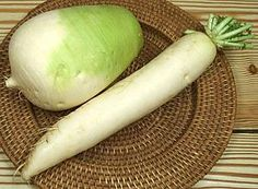 Image result for daikon radish