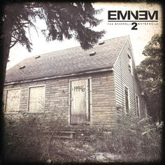2. I know, I know. Many people will say MMLP2 is inferior to MMLP1, or SSLP, or even The Eminem Show, but personally, I find this CD just amazing. Besides The Monster, I hate that song. Seriously, the fact that The Monster is the one that's tearing up the charts when amazing songs like Legacy, Brainless, or So Far could be if they were released as singles, makes me mad. But anyway, besides that mediocre track, this CD is just fantastic.