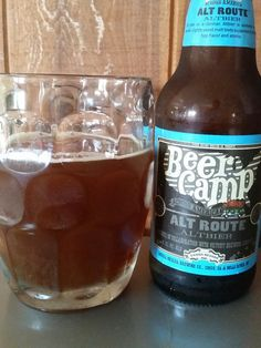 Alt Route Altbier  Part of the Sierra Nevada Beer Camp collaboration series 1 #craftbeer