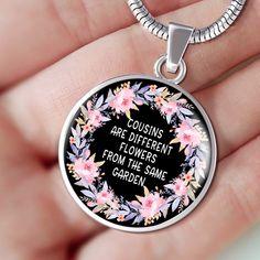 favorite cousin birthday gift cousins are different flowersbest cousin gifts for women cousin