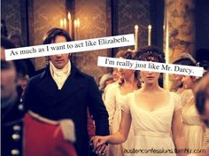 Yes! Mr. Darcy= INTJ. All the ladies know about this!