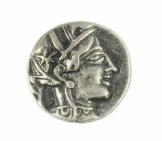 Alexander Nickel Silver Metal Shank Buttons - 17mm - 11/16 inch