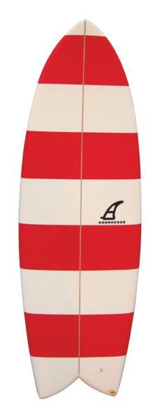 AKELA Surfboard FishPunk