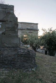 Arco di Tito - Foro Romano