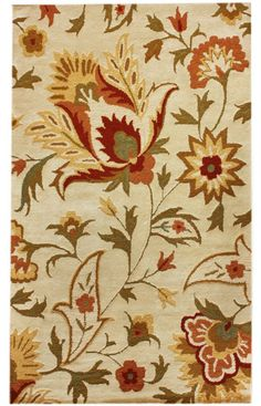 Dining room rug. Center this under your current dining room table.