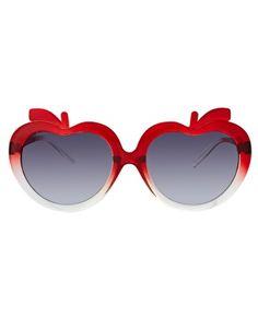 Enlarge ASOS Apple Shape Sunglasses