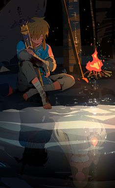Hope You Are Well, Link Zelda, Zelda Breath, Breath Of The Wild, Legend Of Zelda, Character Design Inspiration, Beautiful Moments, Cool Drawings, All Art