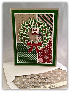 Wondrous Wreath, Bright & Beautiful, Wreath Framelits, Trim the Tree,