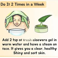 Clear Skin Face, Face Skin Care, Diy Skin Care, Healthy Skin Tips, Good Skin Tips, Beauty Tips For Glowing Skin, Health And Beauty Tips, Aloe Vera, Skin Care Routine Steps