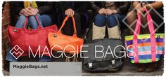 The Maggie Bags eNewsletter is out! Behind the scenes info, deals/sales and all the giveaways in one place! #deals #giveaways #behindthescenes