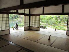 Tenryu-ji Zen temple, Kyoto, Japan