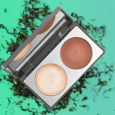 Your eyes aren't deceiving you Brave Beauty! W3LL PEOPLE has combined our cult fave Bio Brightener Cream and Bio Bronzer Cream to create our new Natural Contour and Highlight Duo. The answer to complicated, over-the-top contouring kits, our palette is designed to help you easily sculpt and visibly slim the face by highlighting and defining with this lightweight, dynamic duo. Grab yours at the link in our profile ✌❤// #BEW3LL #GoGreen #NontoxicLiving #Makeup #Beauty #Vegan #Natural #Organic
