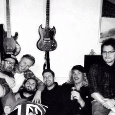 The end of recording the EP, happy happy !!