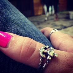 Faith, Hope & Love Twisted Rope Ring from James Avery Jewelry #jamesavery | instagram viewer