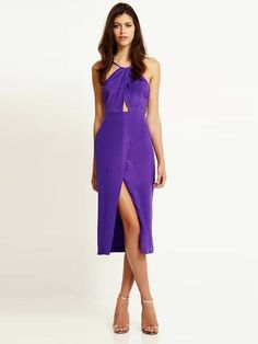 Bec & Bridge Amethyst dress | size 8 | $60 to hire x