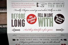 1x1.trans Vintage Inspired Typography Save the Dates