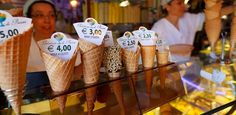 How to Order Gelato in Italy – Italy Travel Guide #italytravel