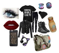 """Meeting dan and Phil at playlist live"" by jalen-romano on Polyvore featuring Giuseppe Zanotti, Burton, LE3NO, Lime Crime, Brookstone and Marvel"