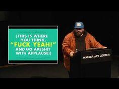 Aaron Draplin, Draplin Design Company Speech Great Talk