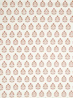 Robert Allen Color Library fabric Belle Bloom in Coral Reef from our Botanical Color Collection